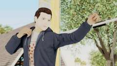 Captain America Civil War - Peter Parker for GTA San Andreas