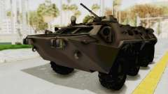 BTR-80 Desert Turkey