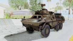 Ratel Command for GTA San Andreas