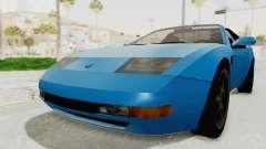 Annis Euros 3.0Z Turbo 1992