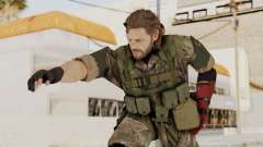 MGSV The Phantom Pain Venom Snake No Eyepatch v6