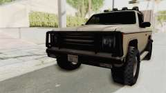 Rancher Style Bronco for GTA San Andreas