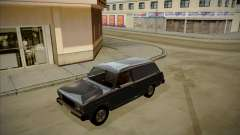 VAZ 2104 with a large trunk for GTA San Andreas