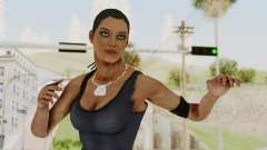Mortal Kombat X Jacqui Briggs Boot Camp for GTA San Andreas