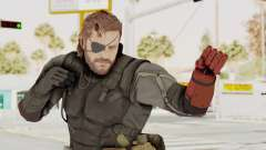 MGSV Phantom Pain Venom Snake Sneaking Suit