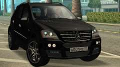 Mercedes-Benz ML 63 AMG for GTA San Andreas