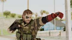 MGSV The Phantom Pain Venom Snake Tiger