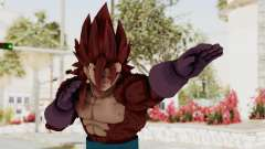 Dragon Ball Xenoverse Vegito SSJ4 for GTA San Andreas
