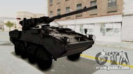 M1128 Mobile Gun System IVF for GTA San Andreas