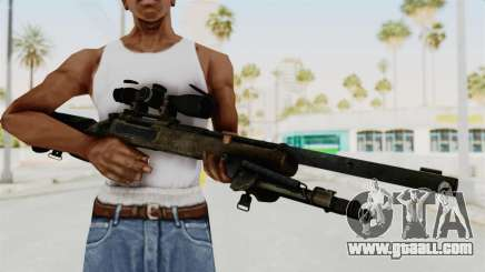 M24 Sniper Ghost Warrior for GTA San Andreas