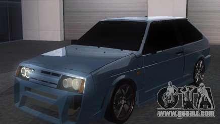 VAZ 2108 for GTA San Andreas