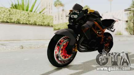 Kawasaki ER 6N Superbike for GTA San Andreas