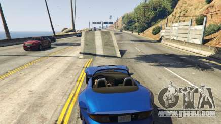Simple Ramp Spawner With Speed Boost 0.3 for GTA 5