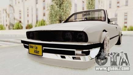 BMW 316i E30 for GTA San Andreas