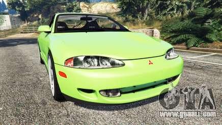 Mitsubishi Eclipse GSX for GTA 5