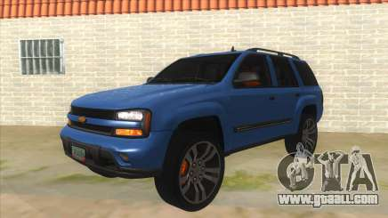 Chevrolet TrailBlazer for GTA San Andreas