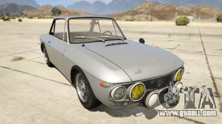 Lancia Fulvia for GTA 5