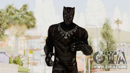Marvel Future Fight - Black Panther (Civil War) for GTA San Andreas