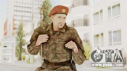 MGSV The Phantom Pain Soviet Union Commander for GTA San Andreas