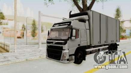 Volvo FM Euro 6 6x4 Tandem v1.0 for GTA San Andreas