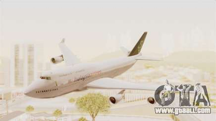 Boeing 747-400 Malaysia Airlines Tabung Haji for GTA San Andreas