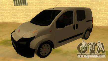 Fiat Fiorino Combi Mix for GTA San Andreas