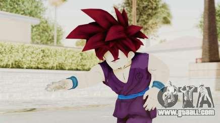 Dragon Ball Xenoverse Gohan Teen DBS SSG v1 for GTA San Andreas