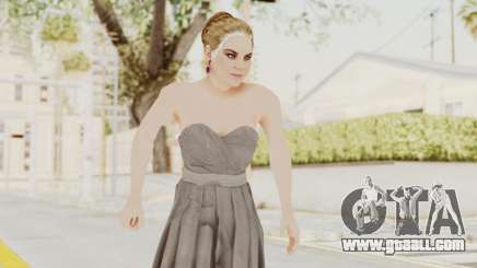 GTA 5 Princess of the Universe for GTA San Andreas