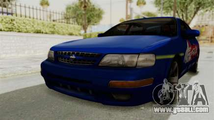 Nissan Maxima SE 1997 Fast N Furious for GTA San Andreas