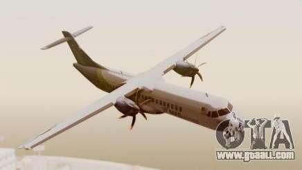 ATR 72-500 MASwings for GTA San Andreas