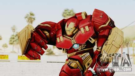 Marvel Future Fight - Hulk Buster Classic for GTA San Andreas