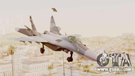 MIG-29A IRIAF for GTA San Andreas