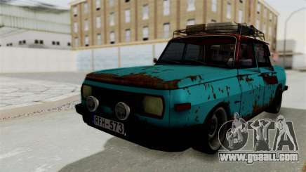Wartburg 353 Rat Style for GTA San Andreas