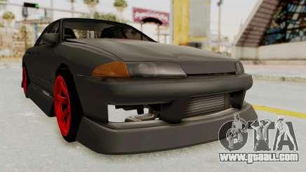 Nissan Skyline R32 4 Door Drift for GTA San Andreas