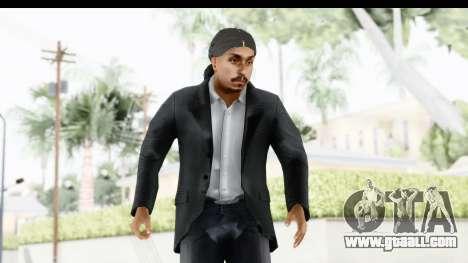 GTA 5 Mexican Gang 2 for GTA San Andreas
