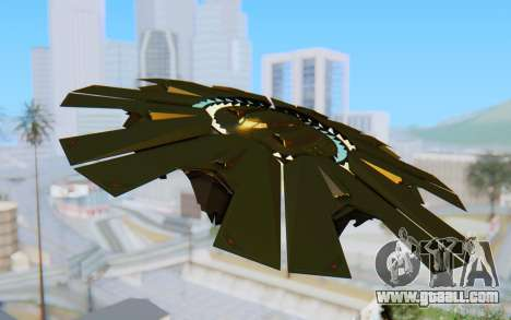 GTA 5 UFO B-2 Style for GTA San Andreas