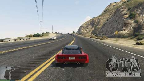 GTA 5 Faster AI Drivers 2.0 third screenshot