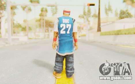 Def Jam Fight For New York - Redman for GTA San Andreas third screenshot
