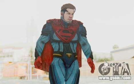 Injustice 2 - Superman for GTA San Andreas