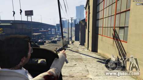 GTA 5 Shield Mod 0.2 third screenshot