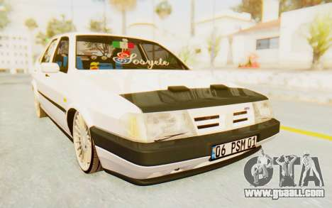 Fiat Tempra Special TR for GTA San Andreas back left view