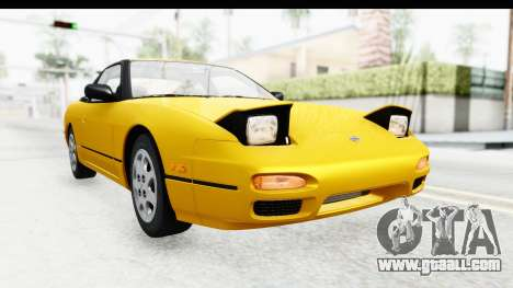 Nissan 240SX 1994 v1 for GTA San Andreas right view