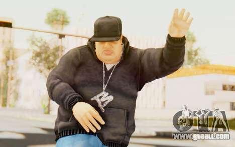 Def Jam Fight For New York - Fat Joe for GTA San Andreas