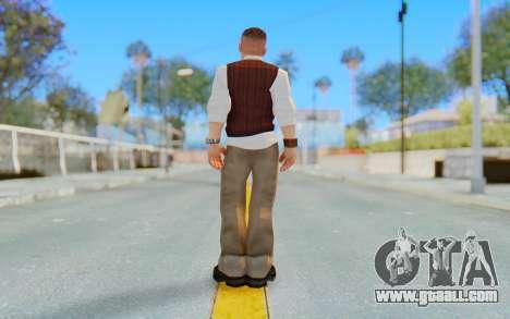 Gary Smith v2 for GTA San Andreas third screenshot