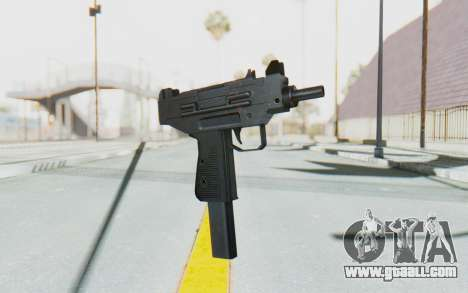 Mini Micro Uzi v1 for GTA San Andreas second screenshot