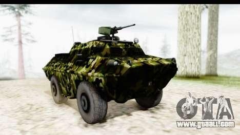 BOV 86M Camo for GTA San Andreas right view