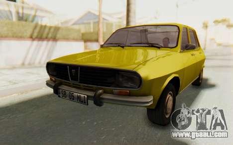 Dacia 1300 Stock for GTA San Andreas