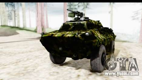 BOV 86M Camo for GTA San Andreas