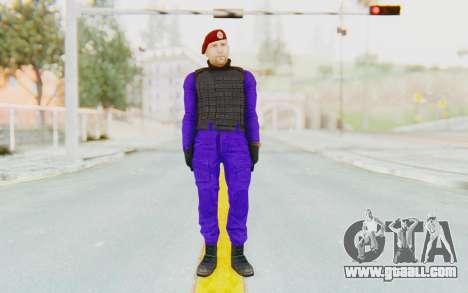 Bahrain Officer for GTA San Andreas second screenshot
