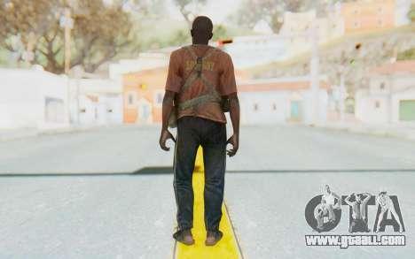 CoD MW3 Africa Militia v3 for GTA San Andreas third screenshot